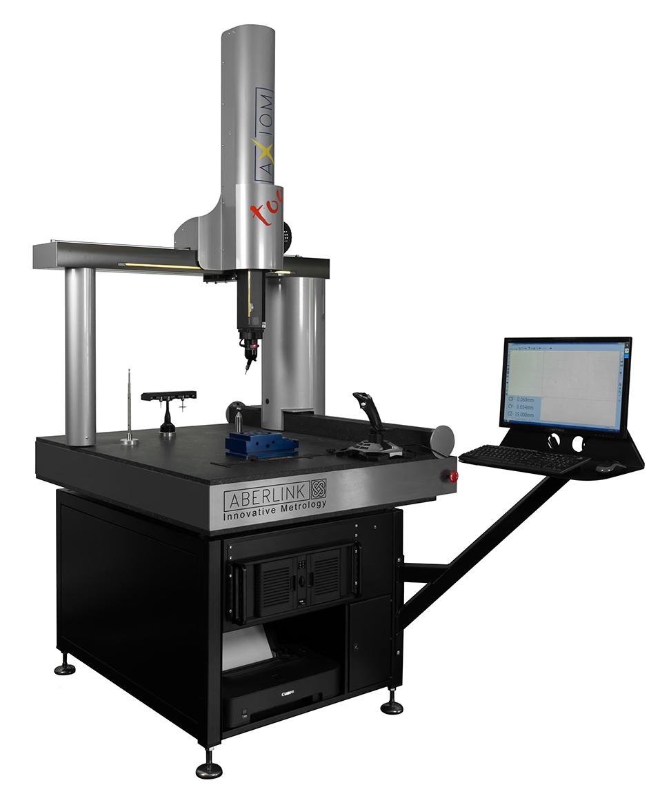 cmm measurement machine